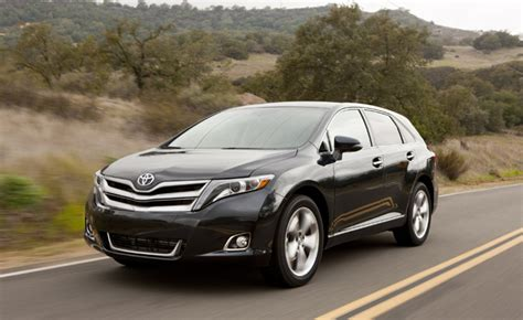 2014 Toyota Venza Upgraded, Priced From ,810