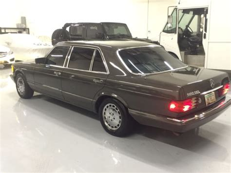 Engines were bored out to larger displacement for more power, and suspension and brake systems were upgraded for performance. 1984 Mercedes 500SEL for sale in Litchfield Park, Arizona ...
