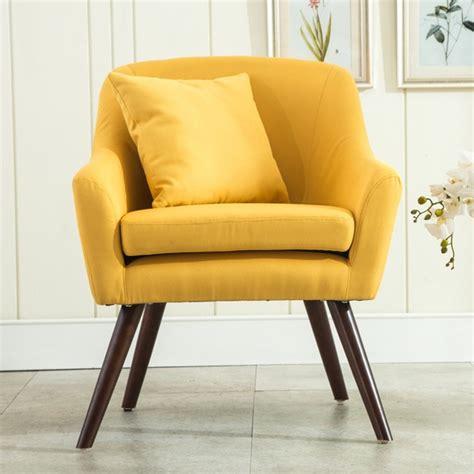 mid century modern style armchair sofa chair living room