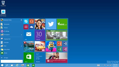 windows 10 technical preview the consumer goodies we