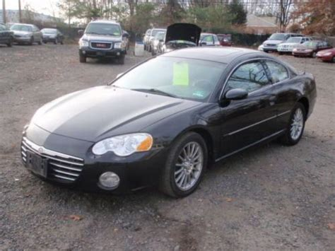 2003 Chrysler Sebring Lxi Coupe by Buy Used 2003 Chrysler Sebring Lxi Coupe In Garwood New