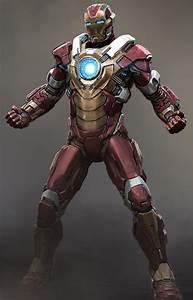 IRON MAN 3 'Iron Legion' Concept Art « Film Sketchr