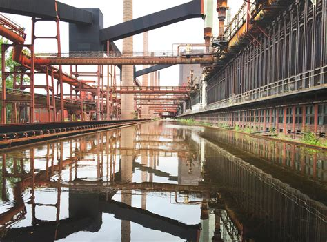 A Photographic Journey Through Zollverein: Post-Industrial ...