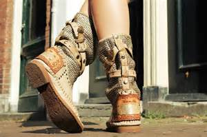 Hippie Style Boots