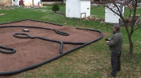 Backyard Rc Track Ideas by Outdoor Rc Track Pumpkin Patch Plans