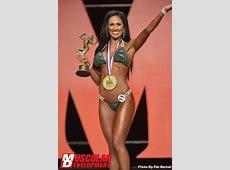 The making of a champion Ashley Kaltwasser Evolution of