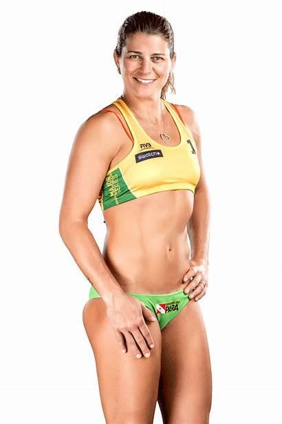 Larissa Volleyball Beach Franca Maestrini Height Players
