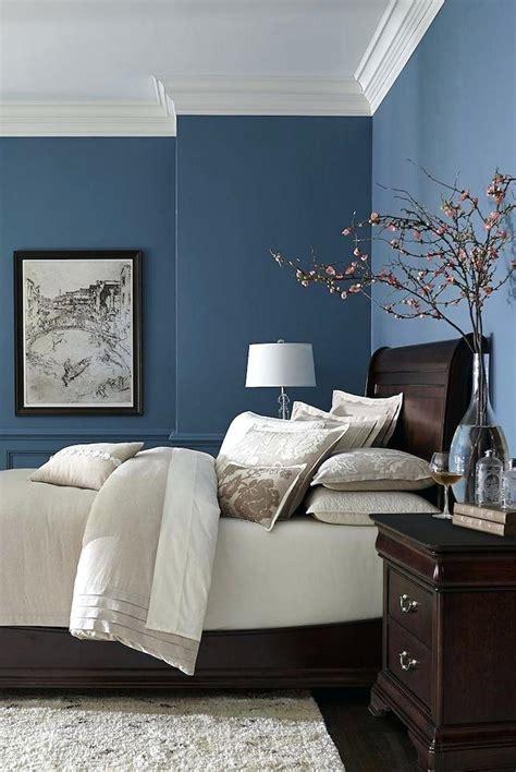 blaue wandfarbe blau grau wandfarbe wirkung wohnen br fa