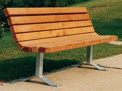 wooden bench designs wood park bench plans plans  build