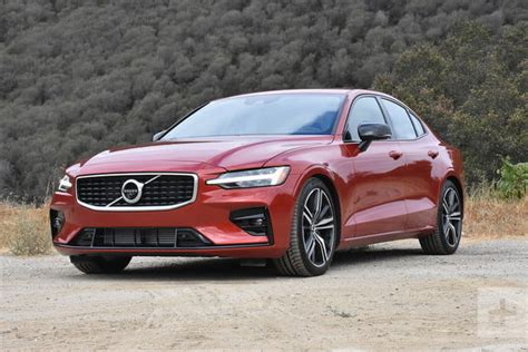 Review Volvo S60 2019 volvo s60 drive review digital trends
