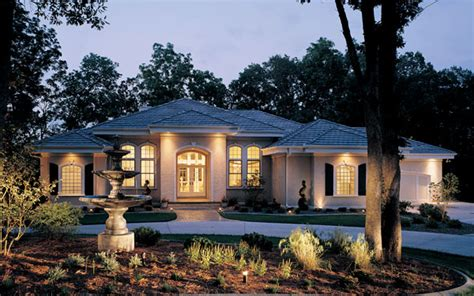 luxury ranch homes house plans