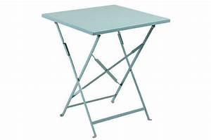 Petite Table De Jardin : petite table de jardin pliante ekipia ~ Dailycaller-alerts.com Idées de Décoration