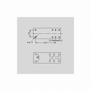 Emi-ss-212d 12v  Pcb Relays 8-16a  1 Or 2 Changeover Contacts  By Goodsky