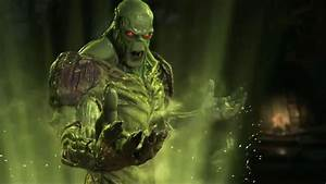 Swamp Thing Whips Enemies Back And Forth In New Injustice