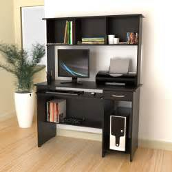 inval computer desk with hutch reviews wayfair
