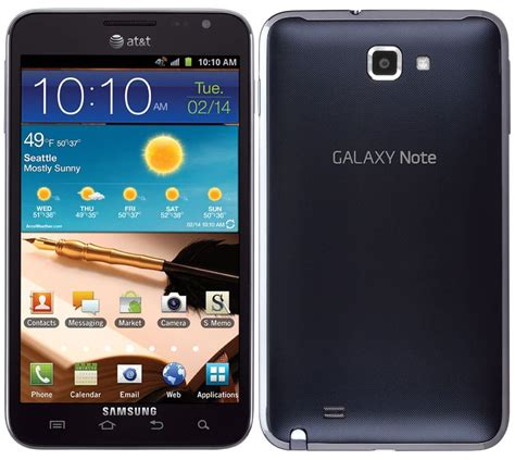 used android phones samsung galaxy note large 4g lte wifi android phone