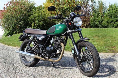 Mini Crotch Rocket Motorcycle