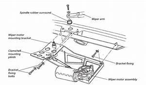 Help Removing Wiper Motor - Lotustalk