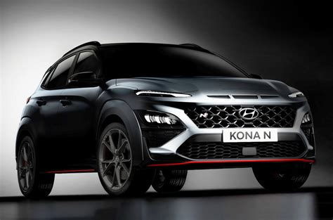 The kona debuted in june 2017 and the production version was. New 2021 Hyundai Kona N to be revealed on 27 April   Autocar
