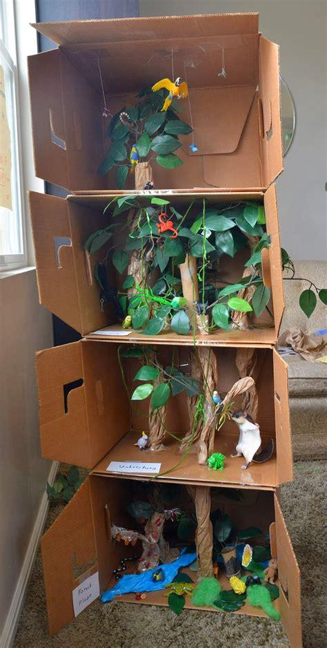 a school of fish rainforest model 911 | rainforestmodel2