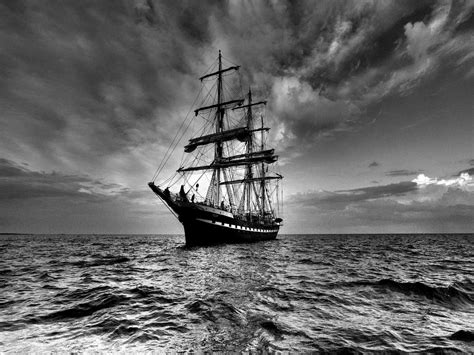Sailboat Black And White by Boats Black And White Sailboat Picture Nr 54101