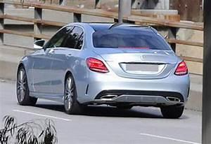 Nouvelle Mercedes Classe C : la nouvelle mercedes classe c se montre sans camouflage ~ Melissatoandfro.com Idées de Décoration