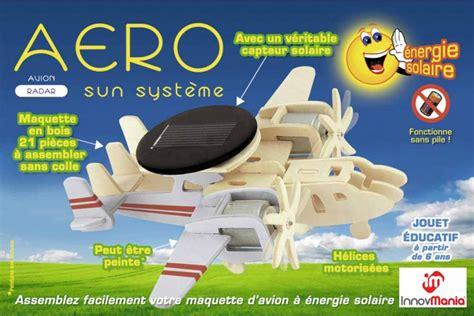 couleur tendance cuisine puzzle 3d à énergie solaire idée cadeau enfant innovmania