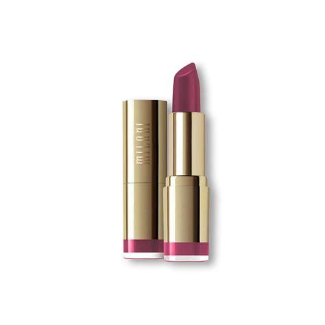 color statement matte lipstick matte love milani