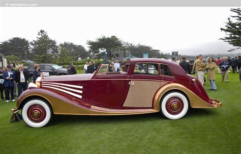 1937 Rolls Royce by 1937 Rolls Royce Phantom Iii At The 58th Annual Pebble