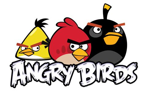 image angry birds logo png angry birds wiki clipart