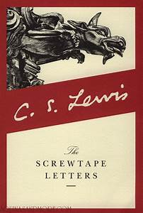 quotbooks with janequot sparknotes on quotthe screwtape letters With screwtape letters book