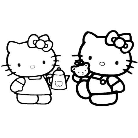 disegni da col disegno di hello col caff 232 da colorare per bambini