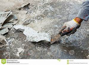 Scraping Paint Stock Image Image 37261951