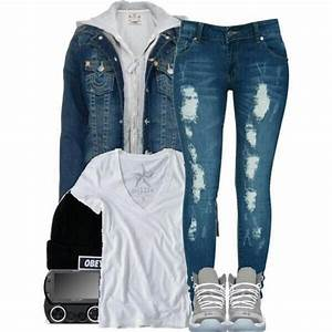 22 Amazing Jeans Outfit Ideas - Style Motivation