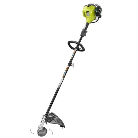 ryobi reconditioned 2 cycle 25cc gas crank shaft string trimmer zrry253ss the