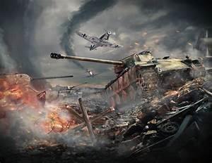 Wallpaper War Thunder, Tanks, Battle, HD, Games, #5642