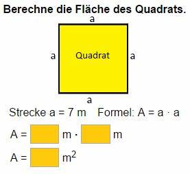 Quadrat Fläche Berechnen : fl chenberechnung ~ Themetempest.com Abrechnung