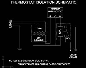 Can I Provide A Secondary Power Source For My Thermostat Wiring Diagram
