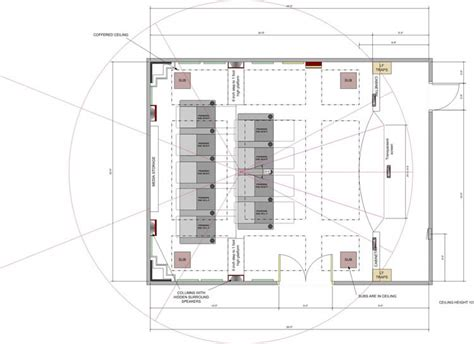 home design diagram home theater home theater design