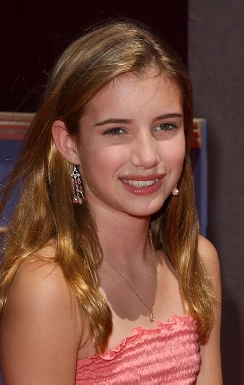 emma roberts hairstyles sophisticated allure page