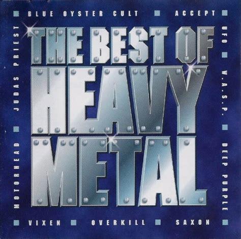 The Best Of Heavy Metal [bmg]  Various Artists Songs