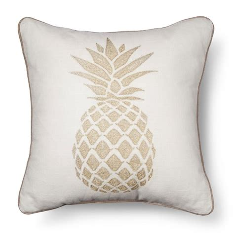 Target Bedroom Throw Pillows throw pillow pineapple threshold target