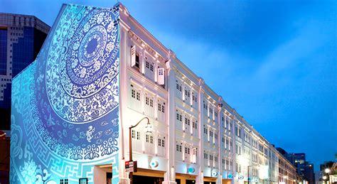 Hotel Buildings Singapore With Unique Architecture