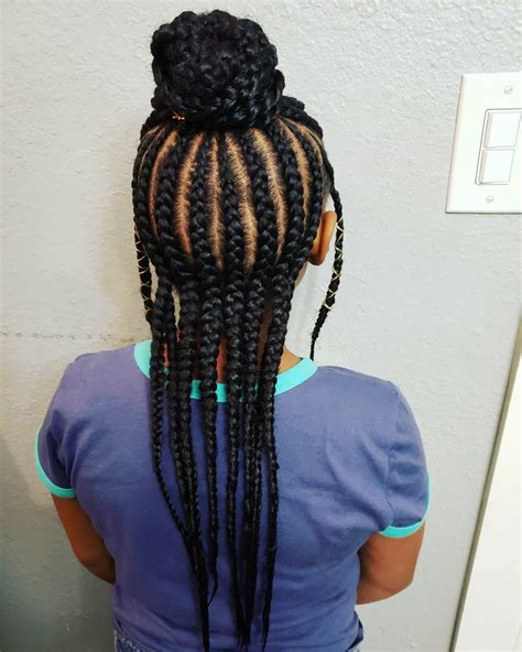 Braided Hairstyles For Little Girls 2019 davaocityguy me