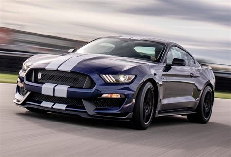 2019 Ford Mustang Gt350 Revealed Performancedrive
