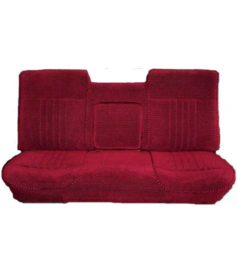 chevy s10 bench seat covers 1992 s10 bench seat cover velcromag