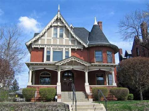 Gothic Revival Style Home  Design Build Planners
