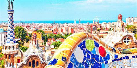 hotel und flug 3 tage kurztrip nach barcelona flug 4 5 hotel f 252 r 147