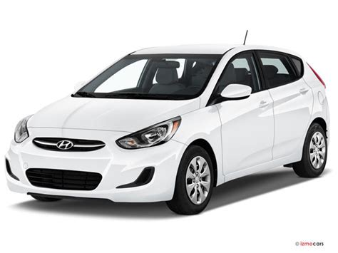 Hyundai Accent Prices, Reviews And Pictures