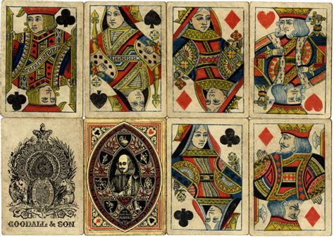 Online Deck Design Software by History Of Playing Cards Great Bridge Links